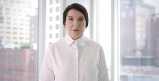 Lauren  Nikrooz - MARINA ABRAMOVIC - MOMA
