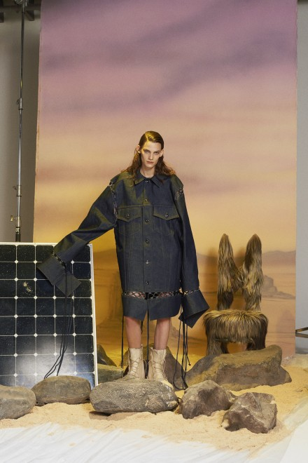 Lauren  Nikrooz - MATT DOLAN - AW16