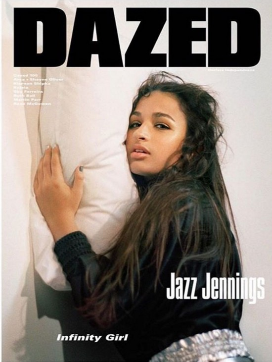 Lauren  Nikrooz - DAZED AND CONFUSED - JAZZ JENNINGS