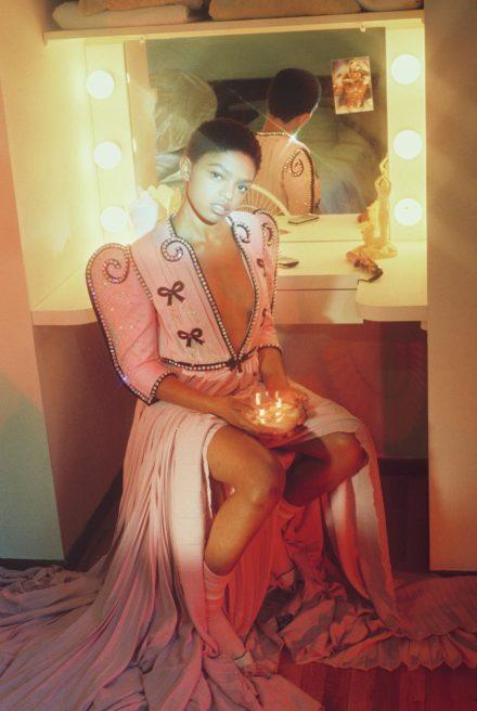 Lauren  Nikrooz - 10 magazine