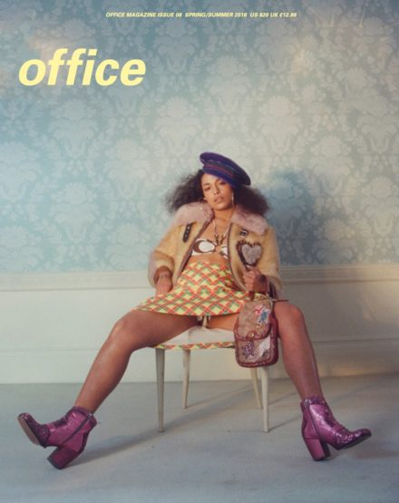 Lauren  Nikrooz - OFFICE MAGAZINE - PRINCESS NOKIA